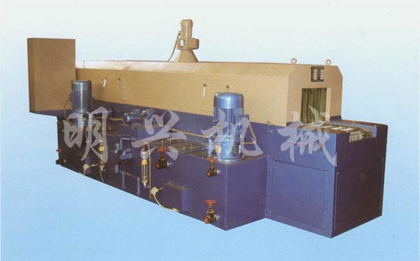 SQX400-II自动通过式清洗机