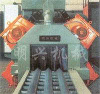 小型型材抛丸机
